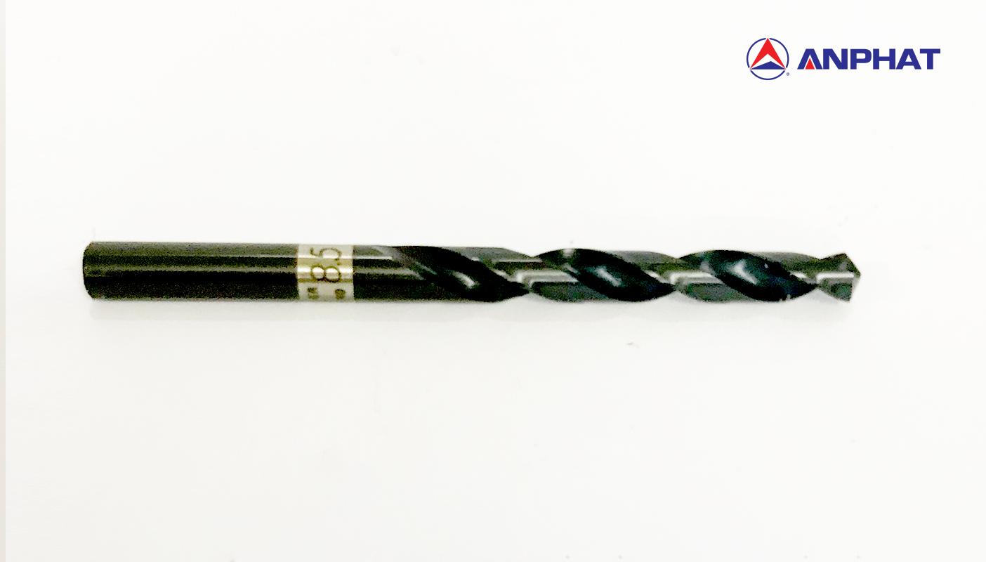 Mũi khoan kim loại P8.0x75mm A1008.0 - JOBBER DRILL