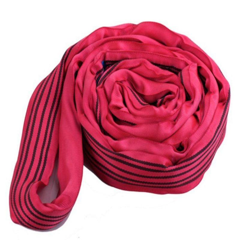 Dây cáp vải bản tròn 5 tấn, dài 1m (Round Sling)