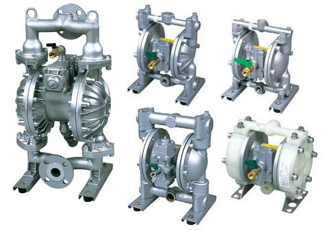 Bơm màng khí nén| Bơm hoá chất| Bơm sơn khí nén| Air Operated Diaphragm Pump| Yamada Pump| Yamada NDP-10| Yamada NDP-25| Yamada NDP-20
