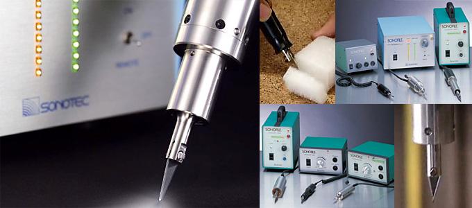 máy cắt sonofile untrasonic