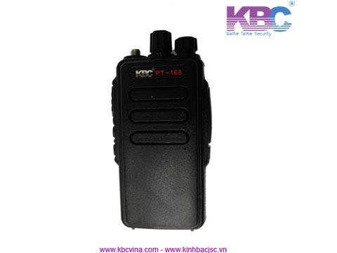 Bộ đàm cầm tay chất lượng tốt giá rẻ KBC PT168