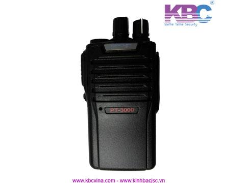 Bộ đàm dung lượng pin lớn KBC PT-3000