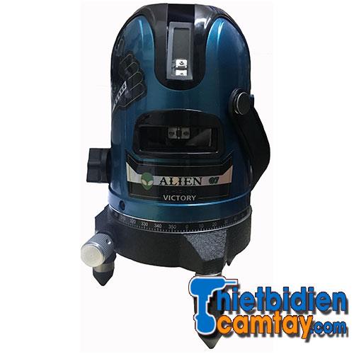 Máy bắn cốt laser 5 tia xanh Alien G7
