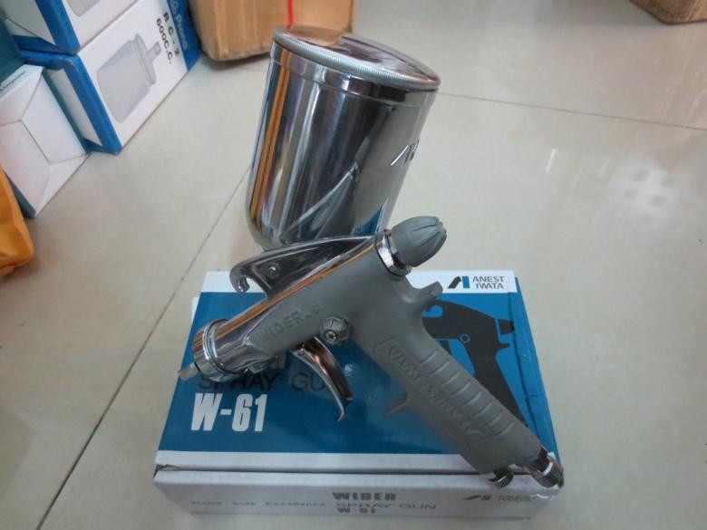 Súng phun sơn cầm tay W-61-1G