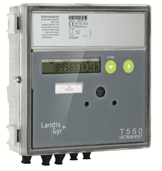 Đồng hồ BTU- Đồng hồ đo công suất lạnh-BTU meter