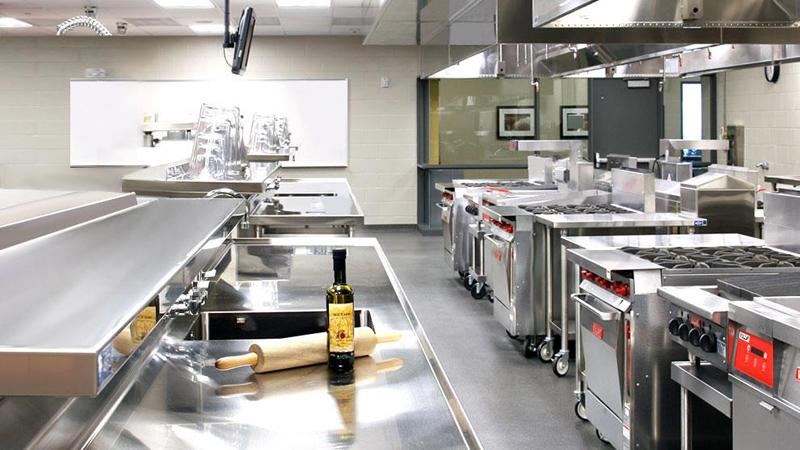 Thiết bị bếp inox công nghiệp