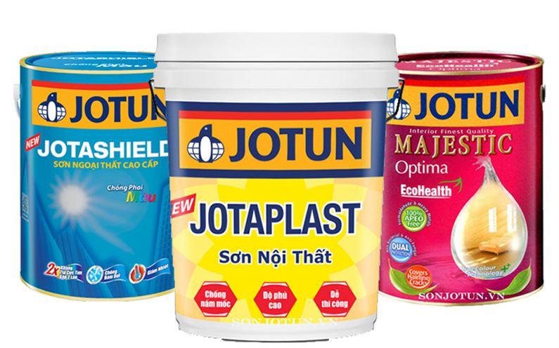 Báo giá sơn Jotun - Sơn jotun cao cấp TPHCM