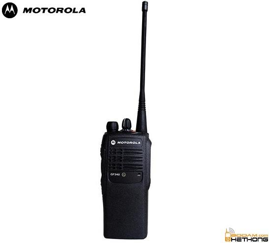 Máy bộ đàm Motorola GP-328 Chính hãng, chất lượng - Hệ Thống Bộ Đàm