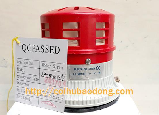 Còi báo động motor công nghiệp LK-MW10N