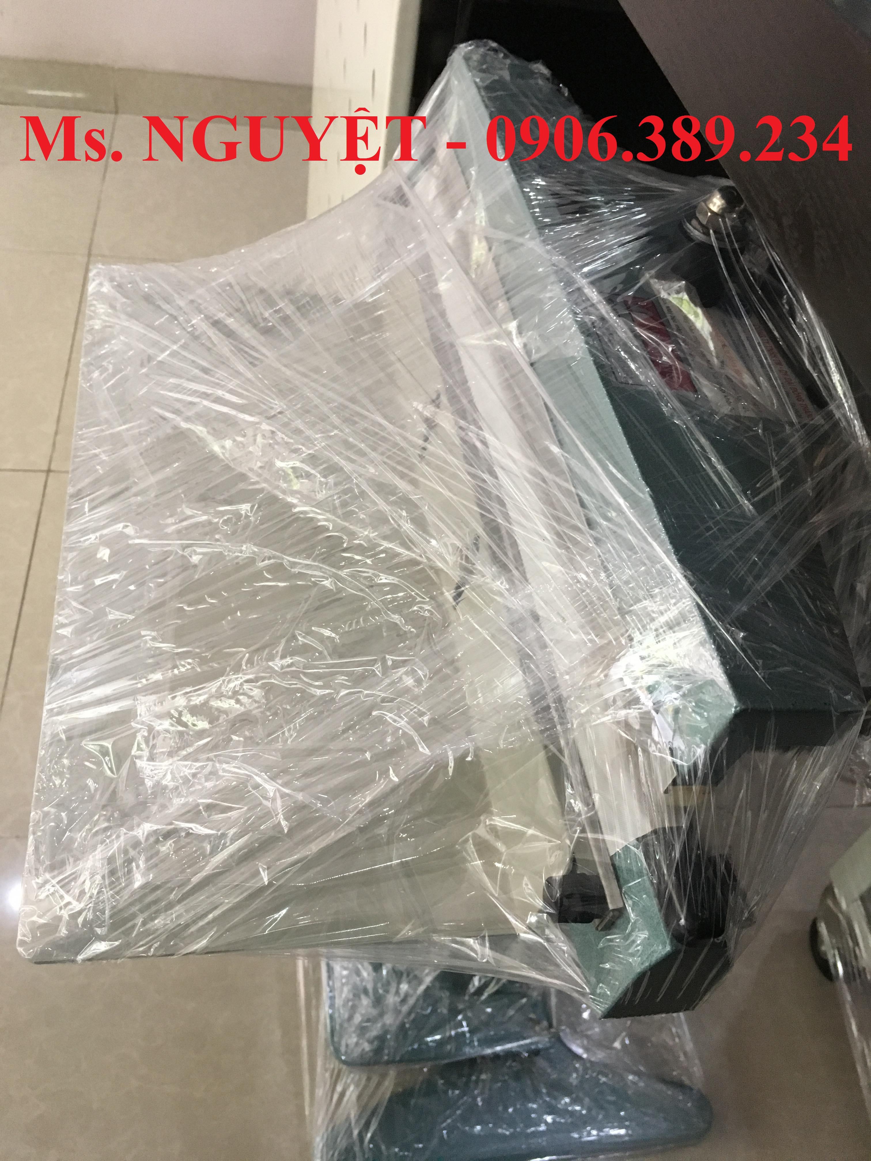 Máy hàn miệng bao đạp chân, máy dập miệng túi đạp chân tại Đồng Nai, Cần Thơ, Bình Định