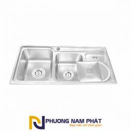 Chậu rửa chén inox 304 với chất liệu cao cấp bền đẹp