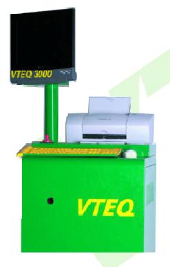 Thiết bị kiểm tra hệ thống treo VTEQ - EUSA 3000