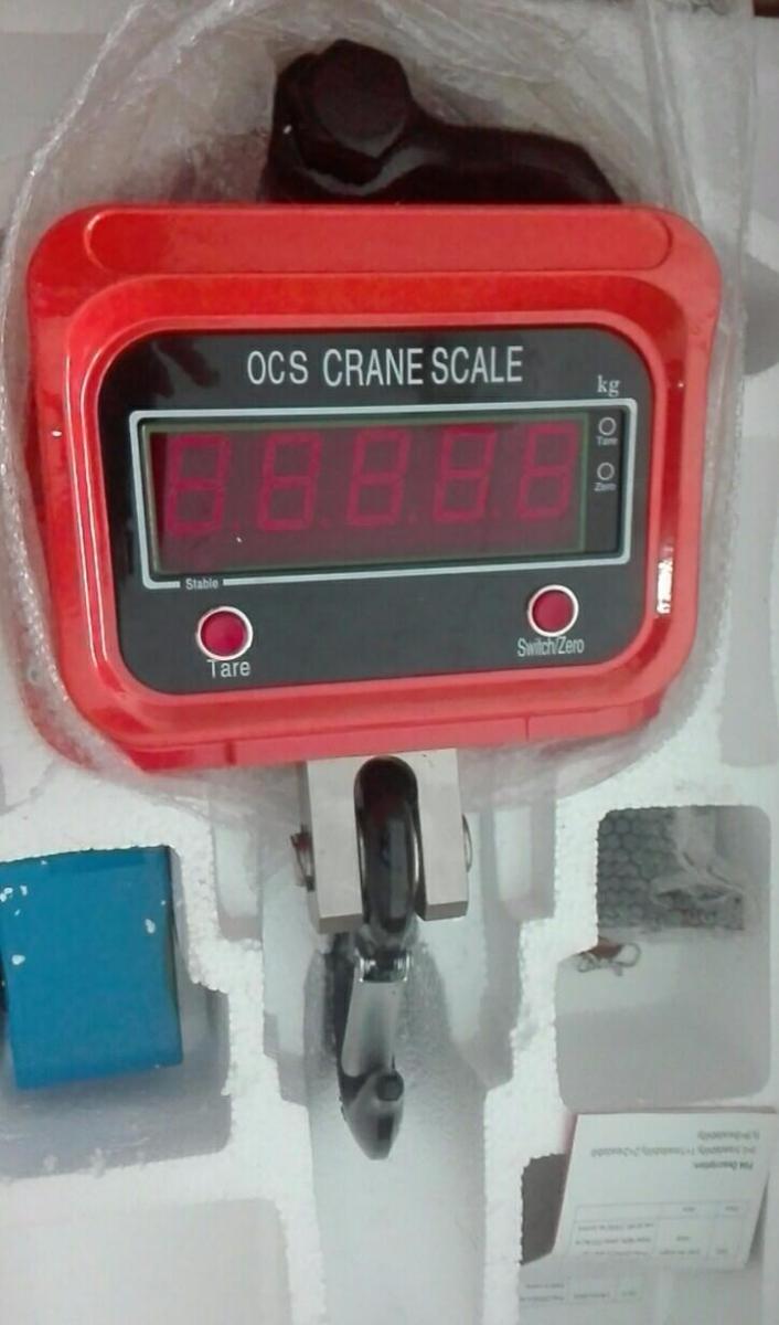 Cân Treo Điện Tử OCS-A 5 tấn/1kg