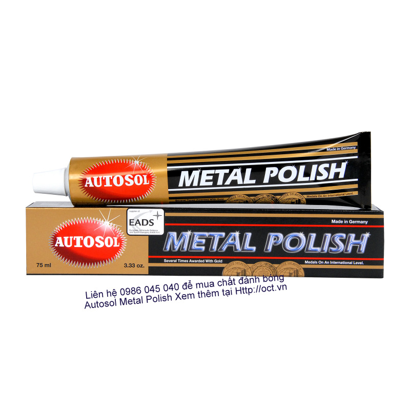 Kem tẩy inox autolsol