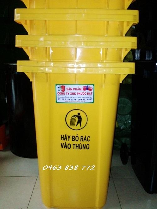 Thùng rác công nghiệp | Thùng rác giá siêu rẻ