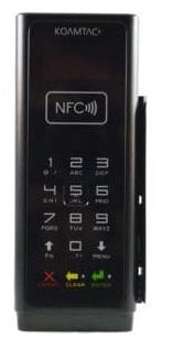 Đầu đọc mã vạch KDC500 tích hợp với smartphone có sẵn