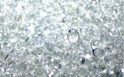 Hạt thủy tinh đánh bóng bề mặt hãng Fuji Nhật Bản / Fuji glass bead
