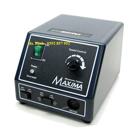 Micromotor system MAXIMA EX thuyluckhinenthienan11 Tháng Một, 2019Không phân loạiChỉnh sửa