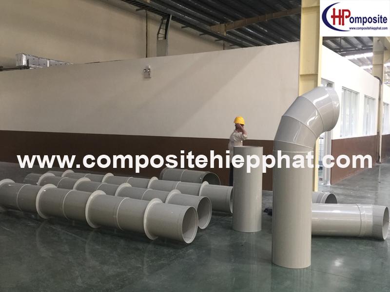 Cung cấp ống nhựa PP