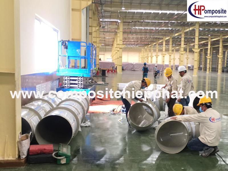 Ống nhựa PP (Polypropylen)