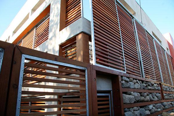 Hệ lam chắn nắng Yokawood – Giải pháp chống nóng toàn diện cho không gian sống