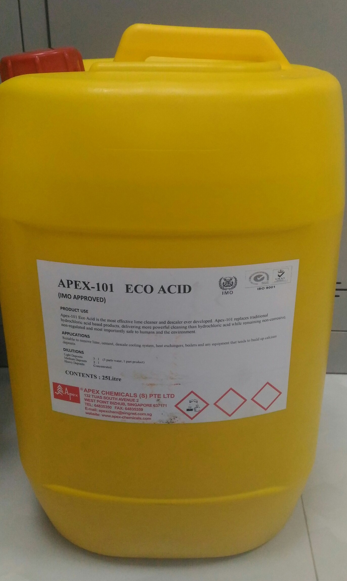 APEX-101 ECO ACID