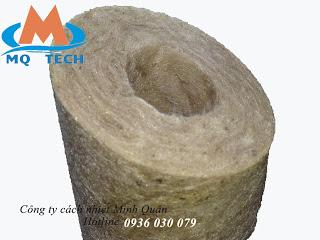 Bông khoáng rockwool tỷ trọng 120kg/cm3
