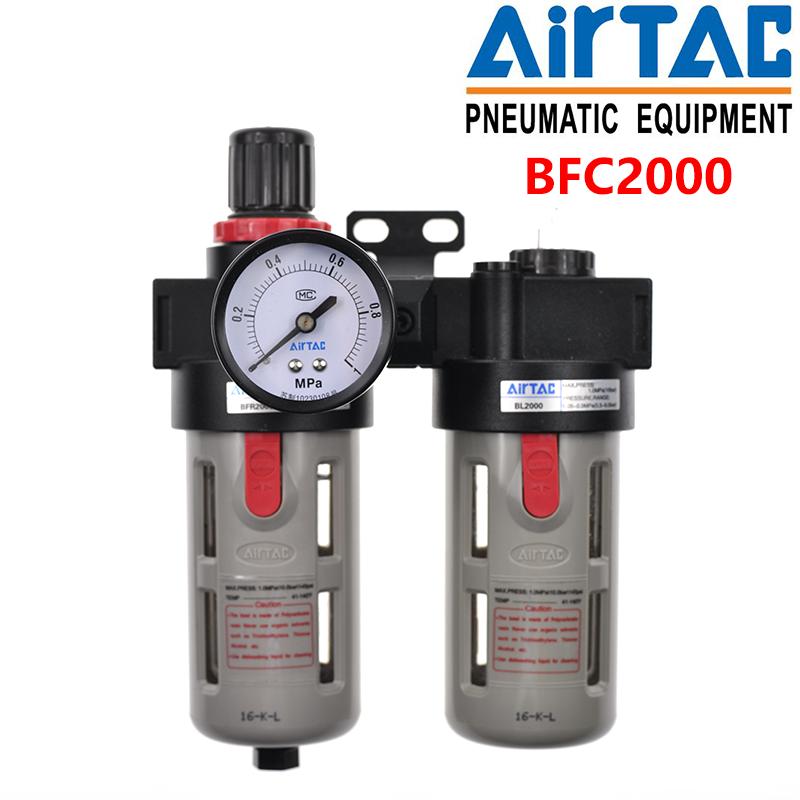 Bộ lọc hơi AIRTAC BFC-2000