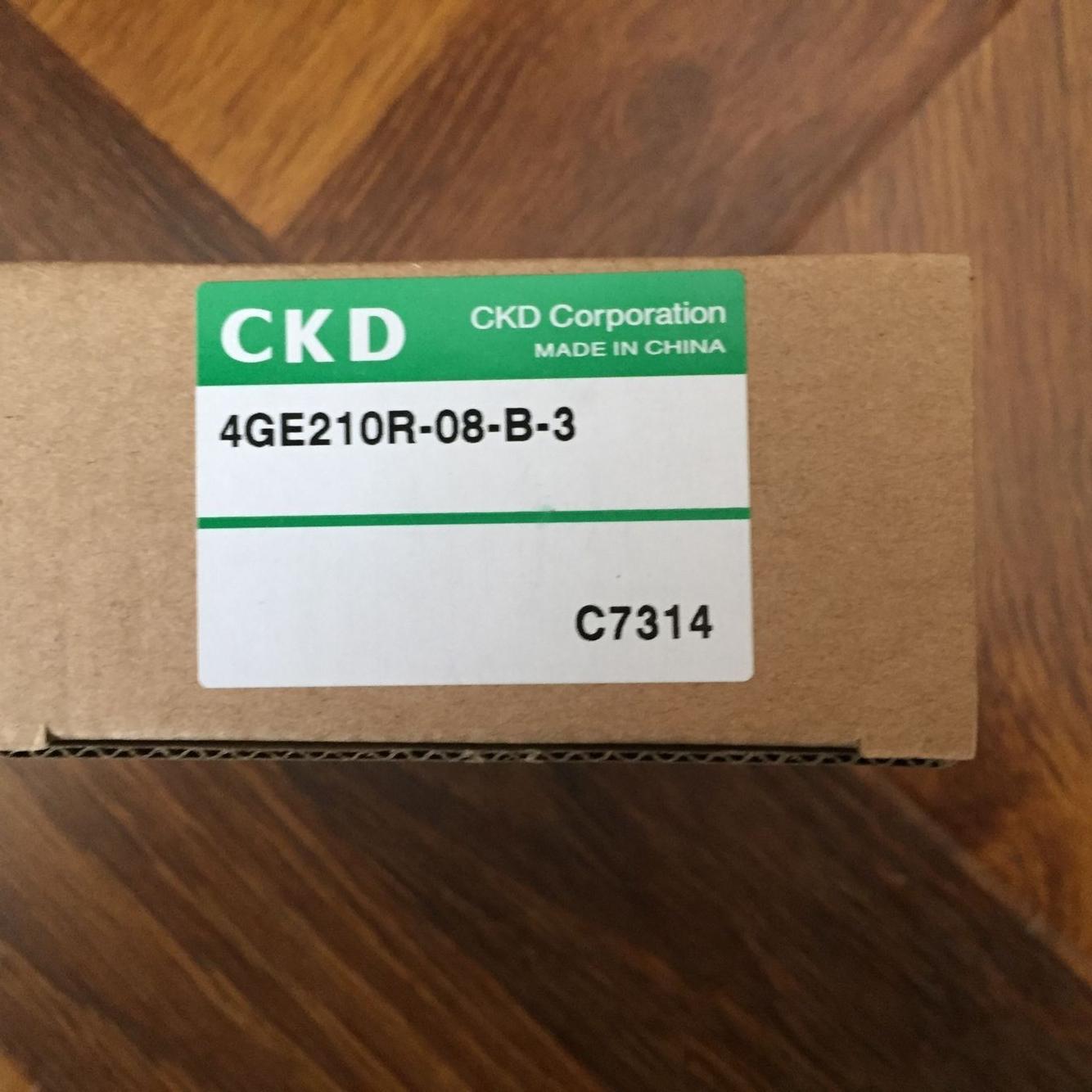 Van điện từ CKD 4GE210R-08-B-3