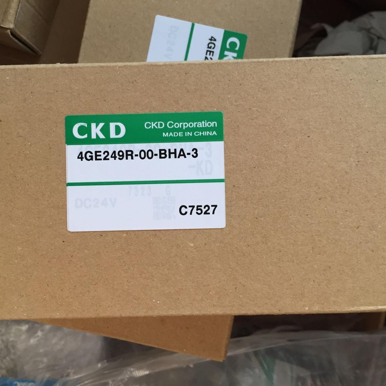 Van điện từ CKD 4GE249R-00-BHA-3