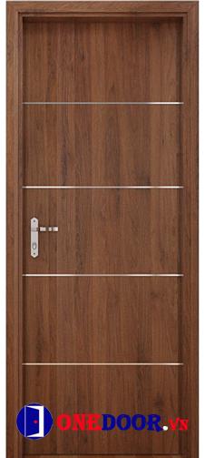 Cửa gỗ công nghiệp MDF Melamine  OD.CP1