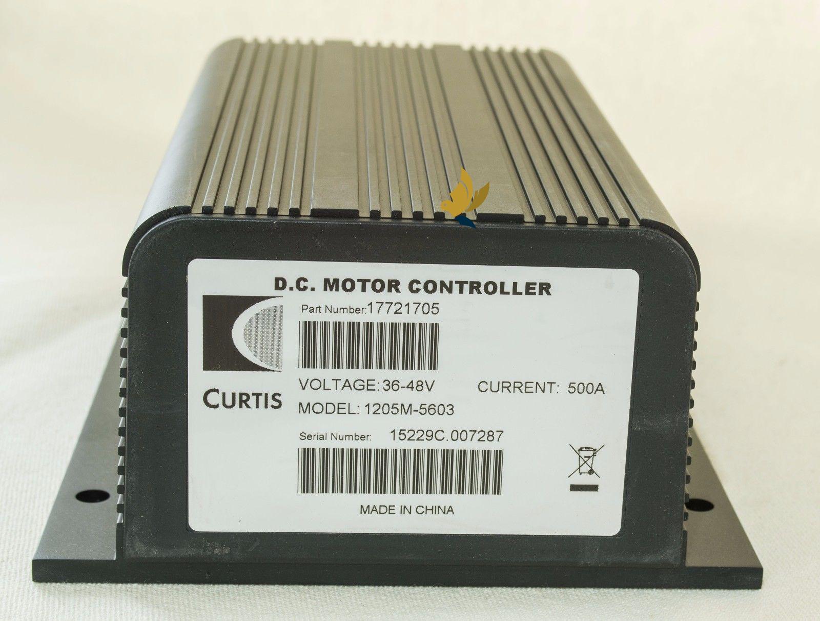 Bộ điều khiển Curtis 1205 - 48V