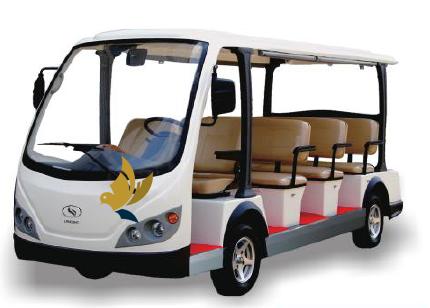 Xe điện chở khách 11 chỗ Langqing