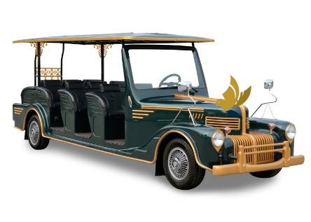 Xe điện cổ điển 11 chỗ