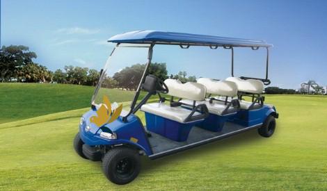 Xe điện sân golf 6 chỗ HDK