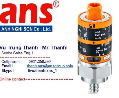 Bộ giám sát rung động IFM Việt Nam VKV022