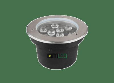 Đèn LED âm đất tròn 9W