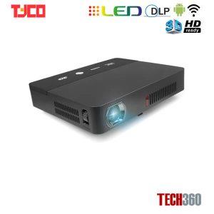 Ưu thế của ba thiết bị máy chiếu mini xách tay Tyco