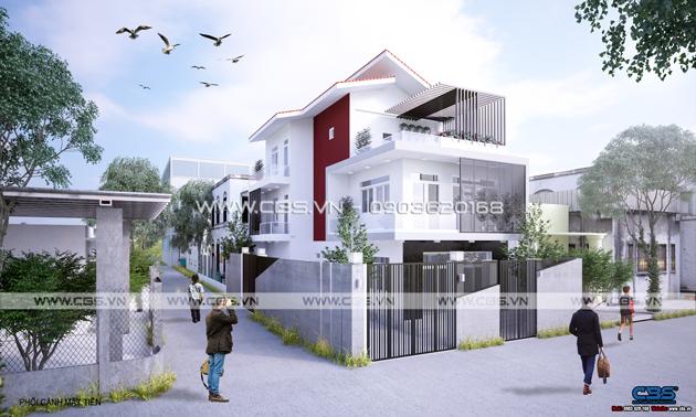 Thiết kế kiến trúc và trang trí nội thất