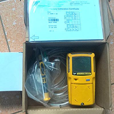 Máy đo 4 khí độc cầm tay giá rẻ GasAlertMax XT II bơm hút