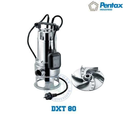 Bơm Nước Chìm Pentax DXT 80
