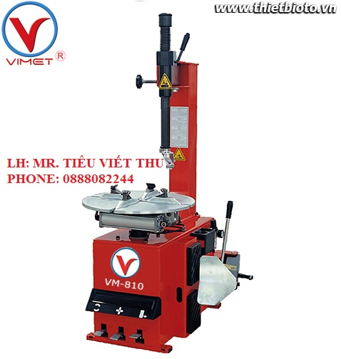 Máy ra vào vỏ xe VM-810/LC810 giá chỉ từ 13,5 triệu đồng