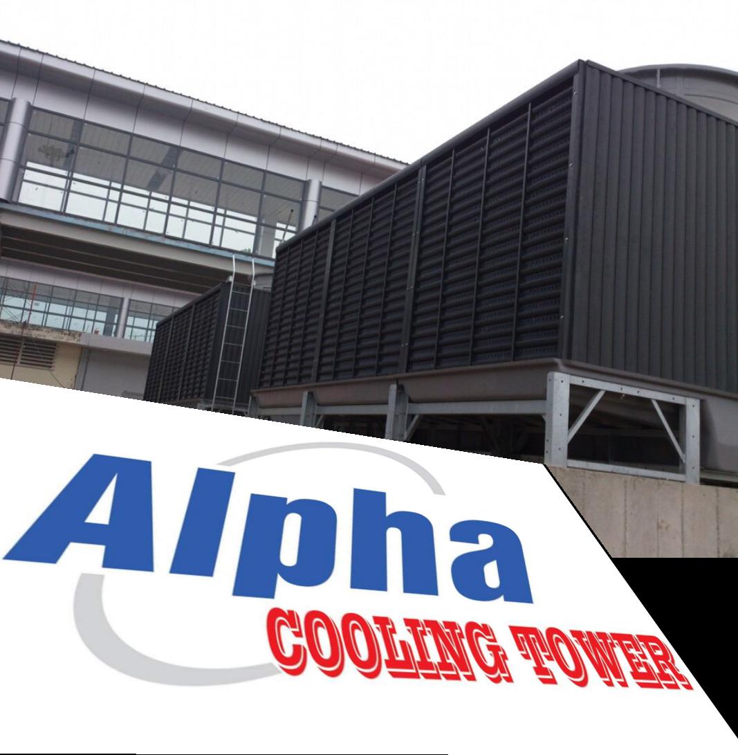 Tháp giải nhiệt ALPHA 80RT