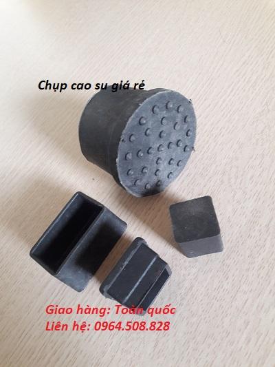 Ủng, nút, chụp cao su bọc chân bàn ghế rẻ nhất Hà Nội