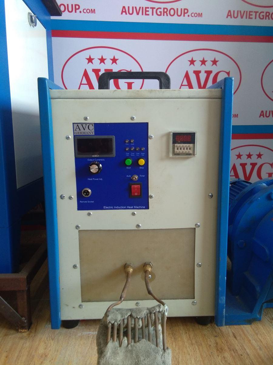 Lò nung điện tần số cao Auviet Group