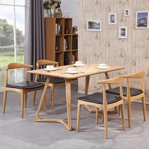 Bộ bàn ghế Elbow - chất xúc tác tạo nên bức tranh nghệ thuật phòng ăn