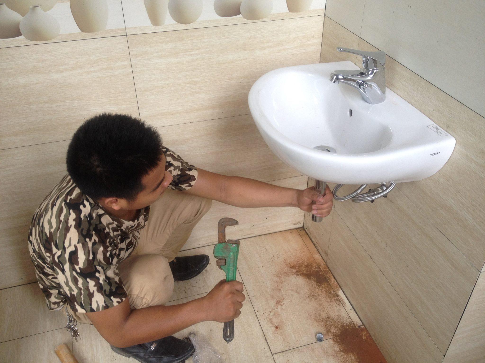 Sửa chữa điện nước tại phường quận Thanh Xuân