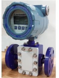 Oval Gear Type Oil Flowmeter (Model: FPD Series)