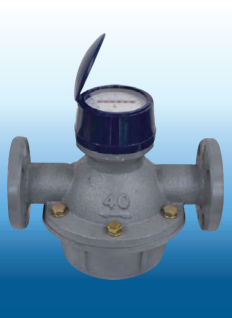 Rotary Piston Type Oil Flow Meter (Model :FCO)