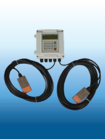 Ultrasonic Flow Meter (Model : CU-100)